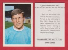 Manchester City Chris Jones 144